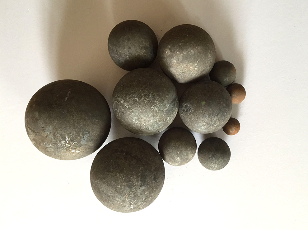 Forged Grinding Steel Ball