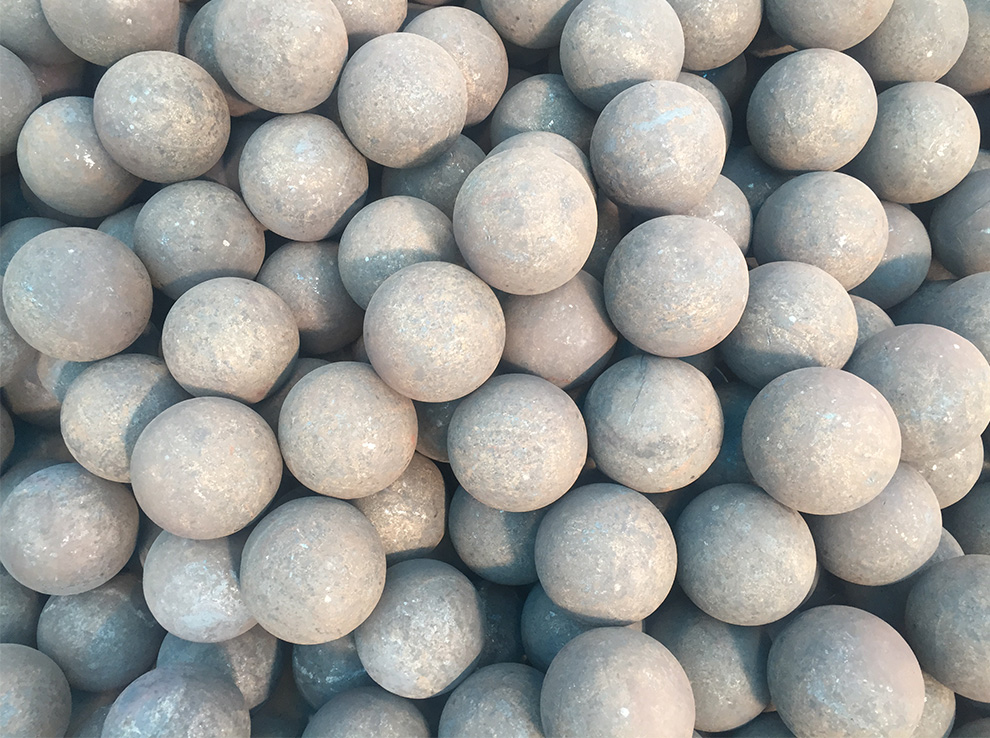 125mm Forged Mill Ball