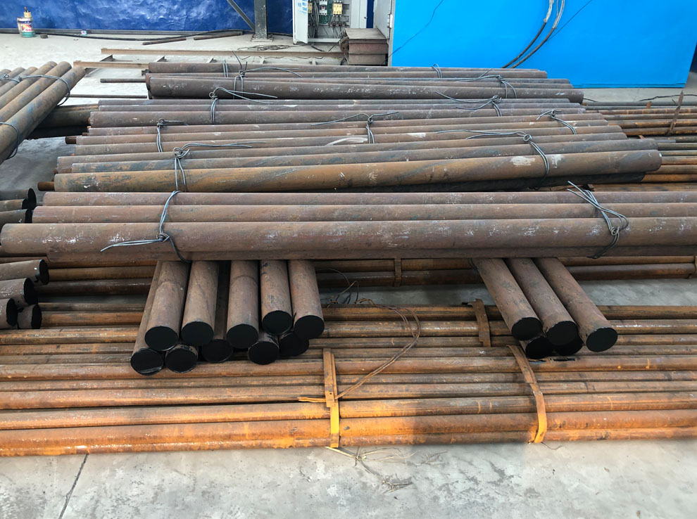 Steel Grinding Bars for Rod Mill